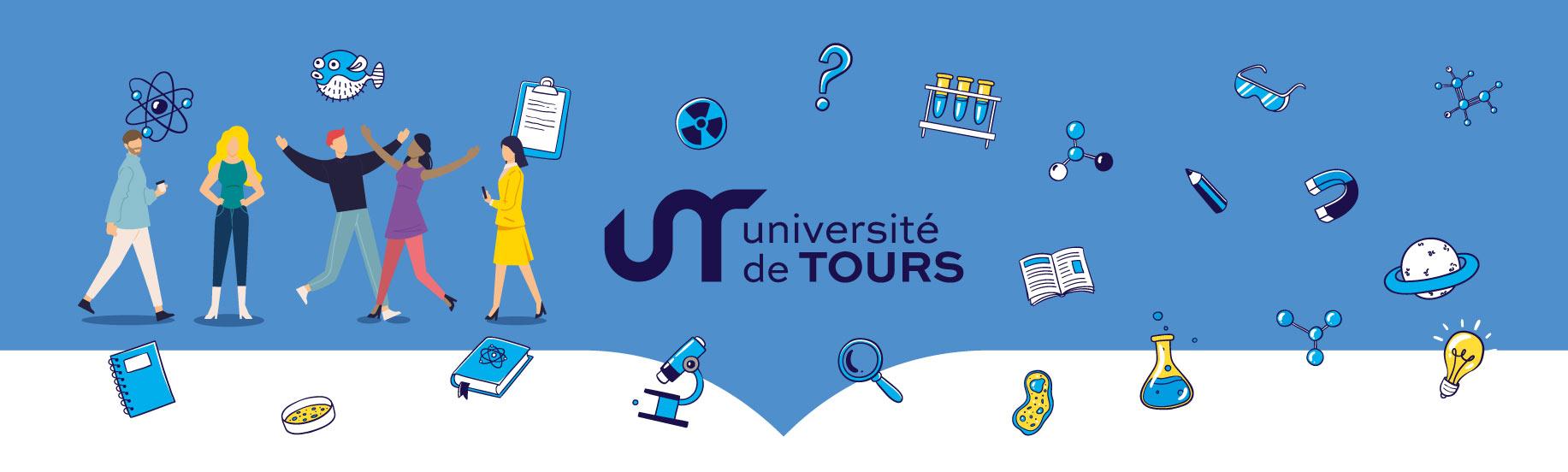 image d'illustration du projet de l'université de tours
