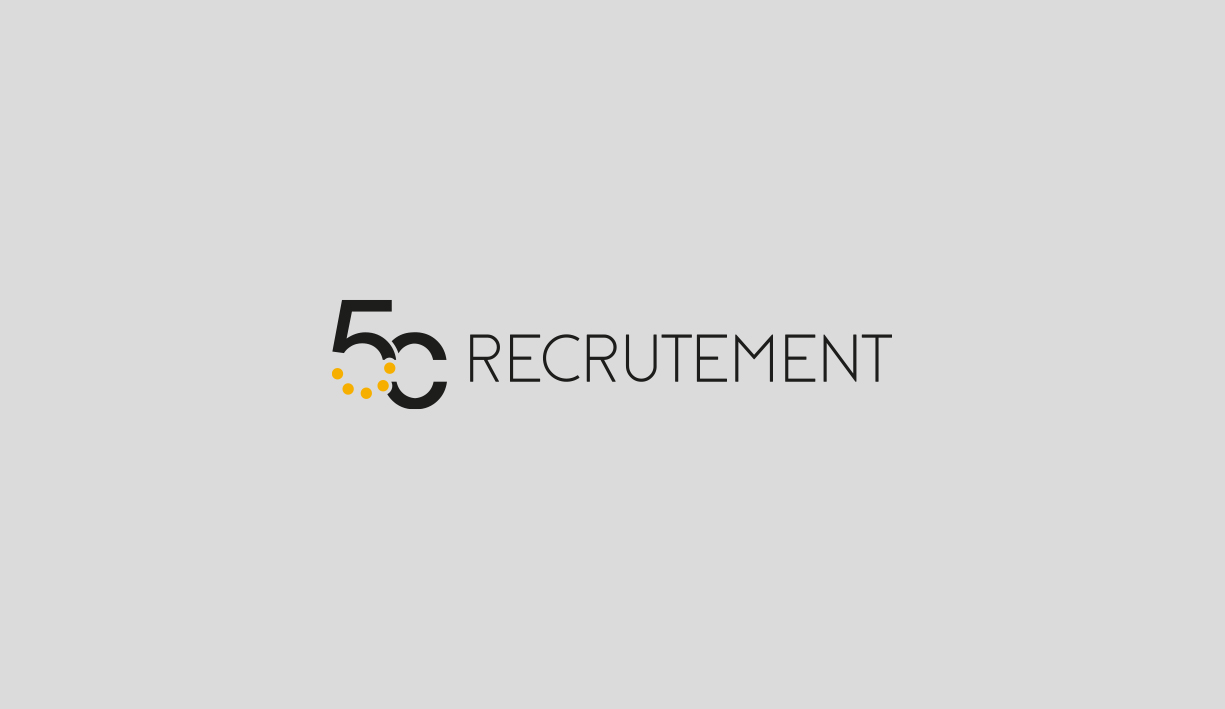 Logotype 5 c recrutement