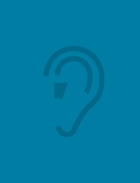 Element du logotype audilab