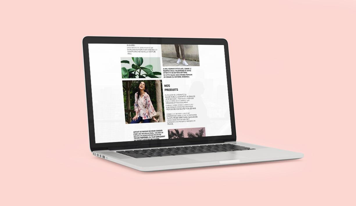 Blog du site de vente en ligne IMUA